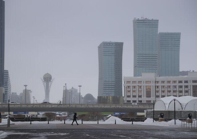 Kazakistan- Astana