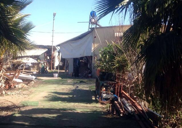 Antalya'da cinayetin gerçekleştiği ev