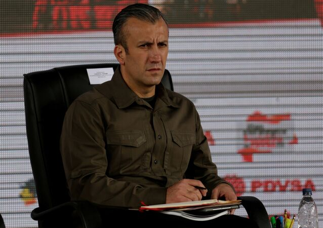 Venezüella Başkan Yardımcısı Tareck El Aissami