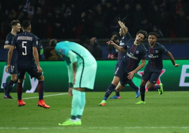 Paris Saint-Germain - Barcelona