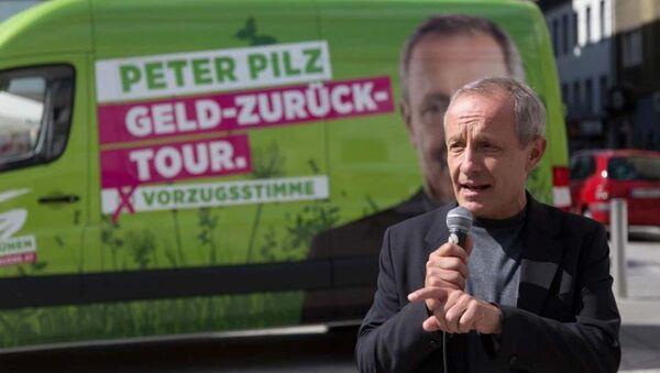 Peter Pilz - Sputnik Türkiye
