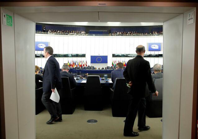 Avrupa Parlamentosu / AP