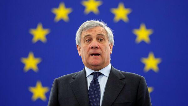 Antonio Tajani - Sputnik Türkiye