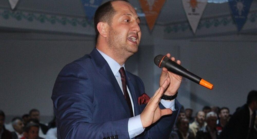 AK Parti Manisa İl Başkan Yardımcısı Ozan Erdem