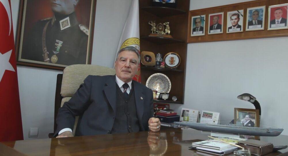Emekli Korgeneral Erdoğan Karakuş