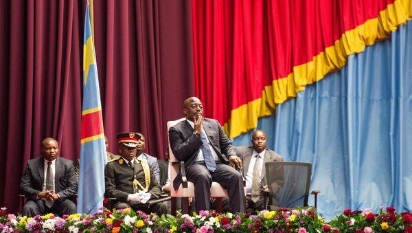Demokratik Kongo Cumhuriyeti Devlet Başkanı Joseph Kabila - Sputnik Türkiye