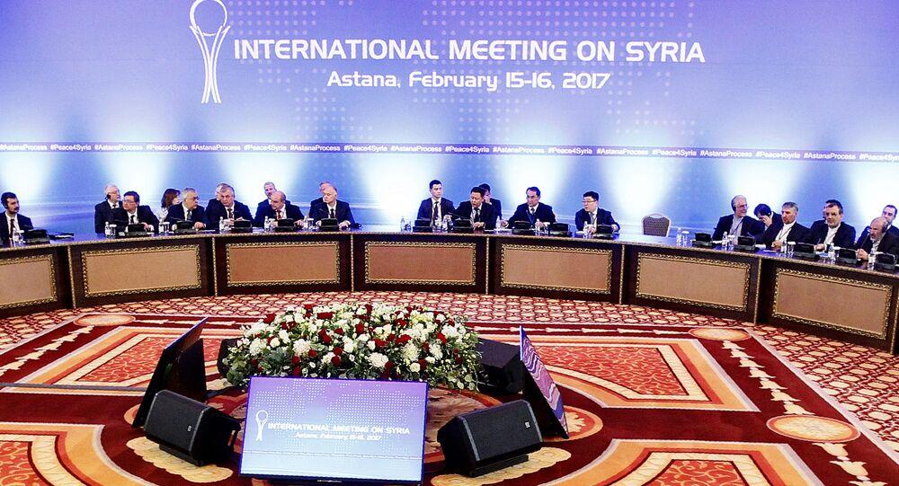 Astana görüşmeleri