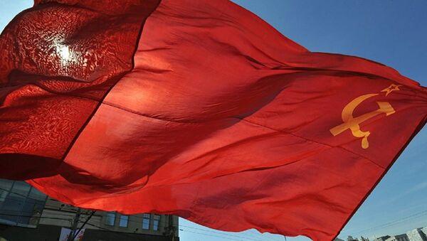 Sovyet Sosyalist Cumhuriyetler Birliği (SSCB) Bayrağı - Sputnik Türkiye
