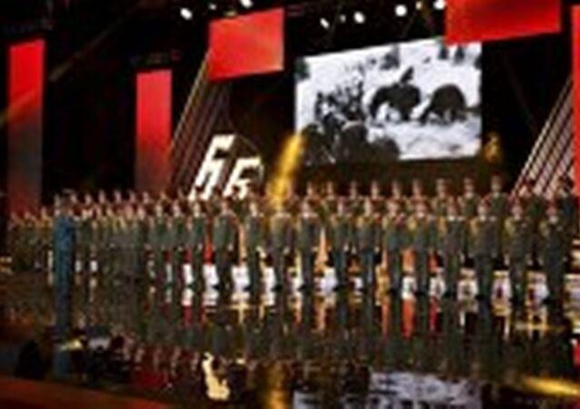 Kızıl Ordu korosu