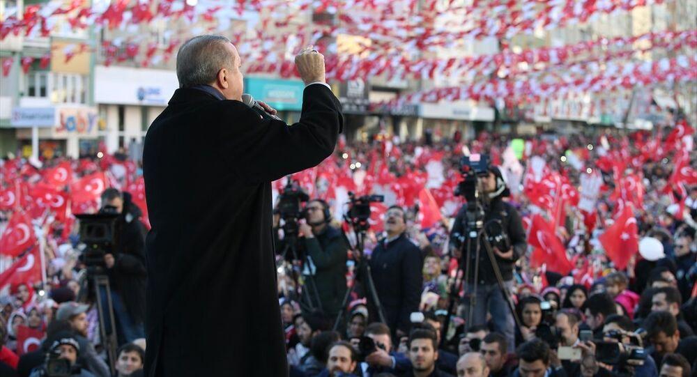 Recep Tayyip Erdoğan / Kahramanmaraş