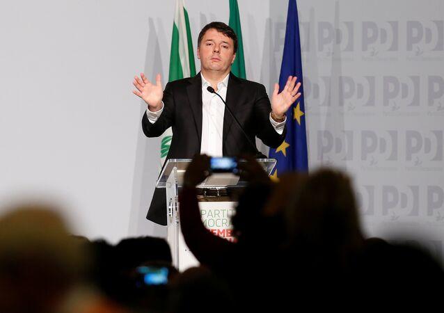 Eski İtalya Başbakanı Renzi, istifa etti