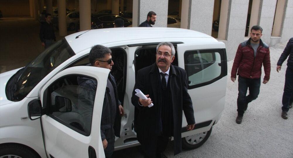 HDP Adıyaman Milletvekili Behçet Yıldırım