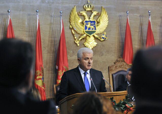 Karadağ Başbakanı Duşko Markoviç
