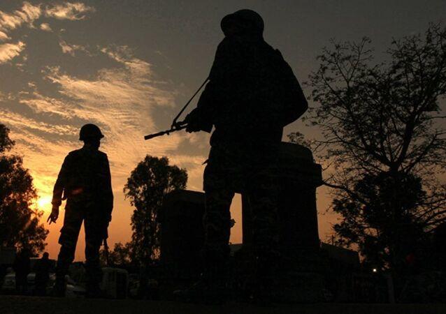 Pakistan askeri