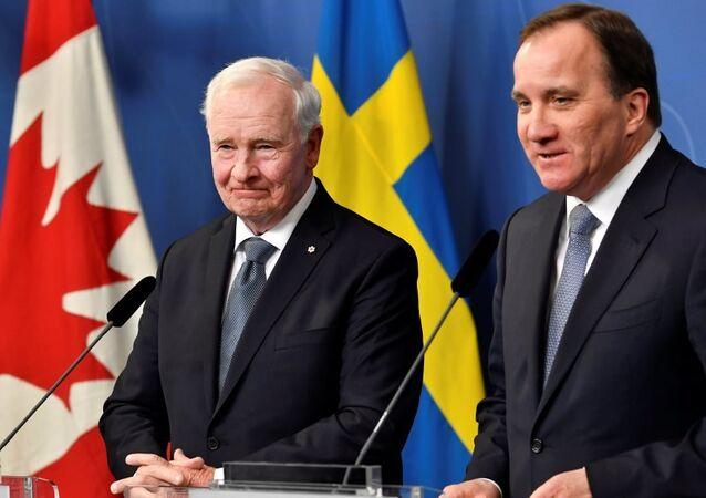 İsveç - Kanada