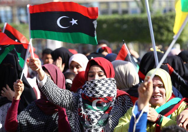 Libyalı kadınlar