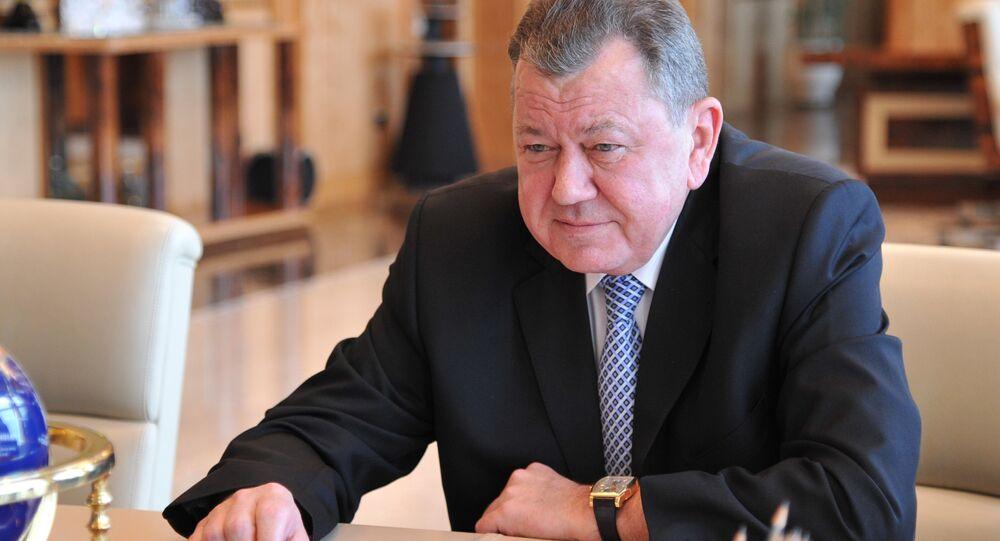 Rusya Dışişleri Bakan Yardımcısı Oleg Sıromolotov