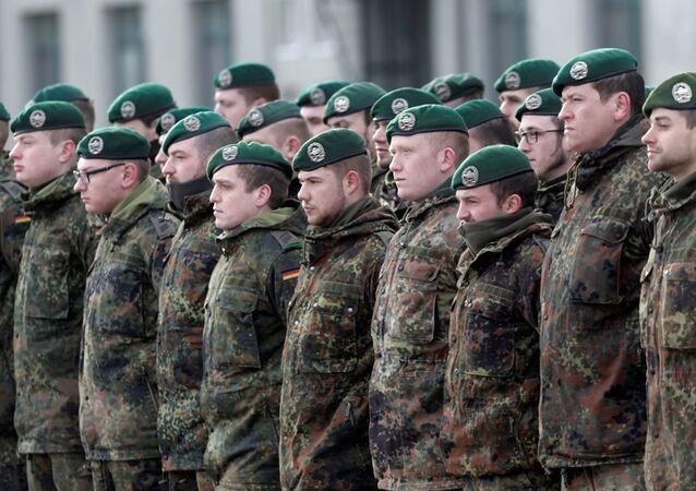 Alman askeri