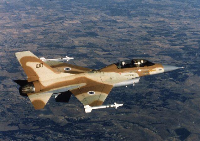 İsrail hava güçleri / F-16