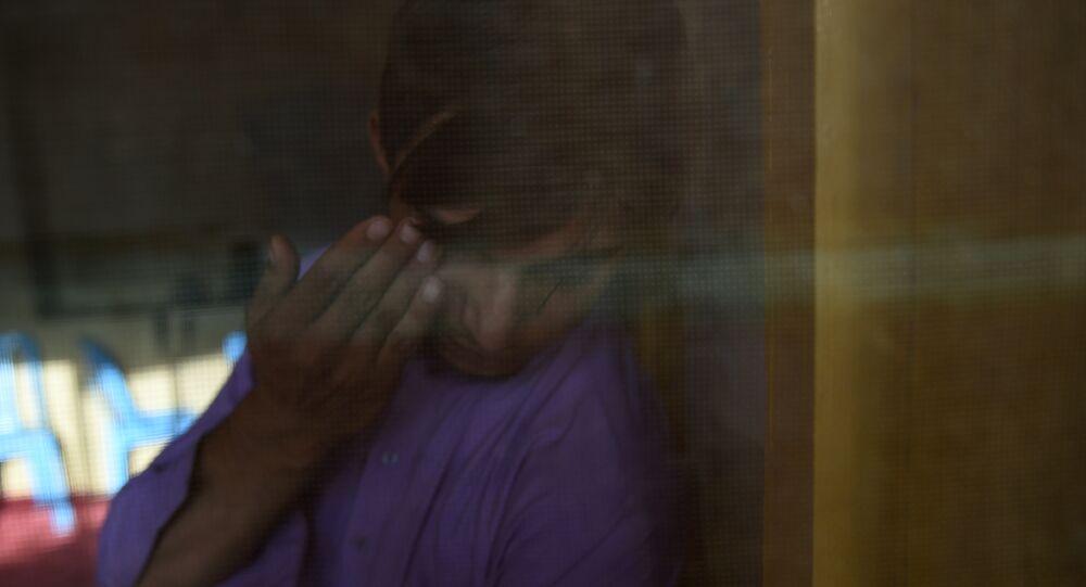 Afganistan'da baça bazi mağduru Beşir