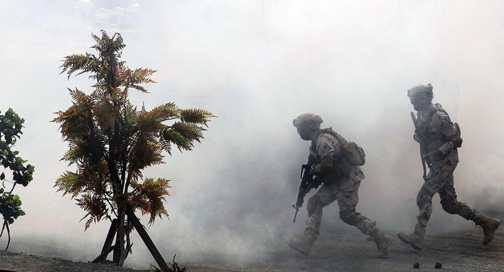 BAE Silahlı Kuvvetleri