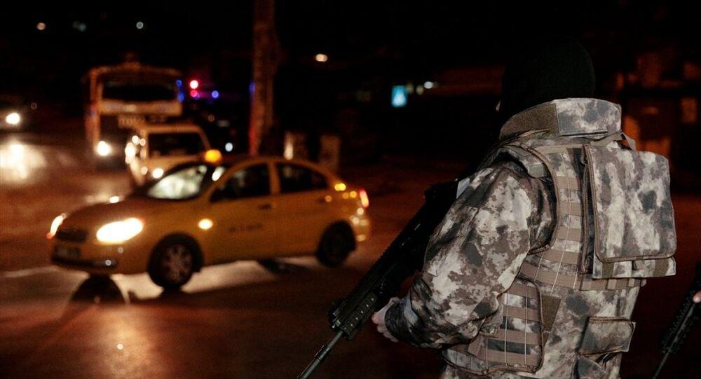 Ankara operasyon