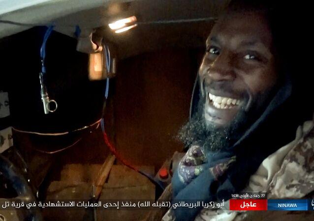 İngiliz IŞİD militanı / Cemal el Haris