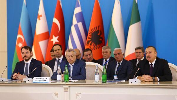 Güney Gaz Koridoru Danışma Kurulu 3. Bakanlar Toplantısı - Sputnik Türkiye