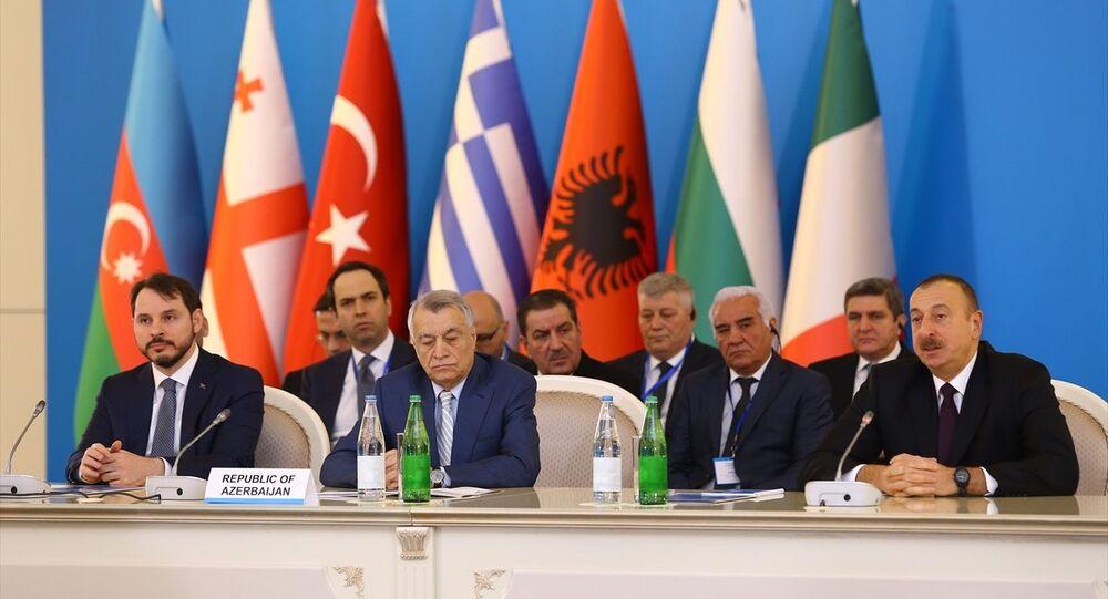 Güney Gaz Koridoru Danışma Kurulu 3. Bakanlar Toplantısı