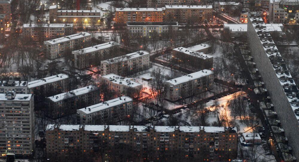 Moskova, Kruşçevka'lara veda ediyor