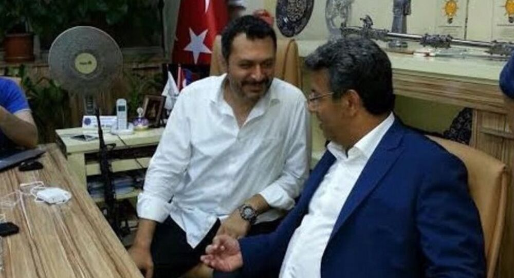 Mustafa Korkut - Temel Karadeniz - uzun namlulu silah