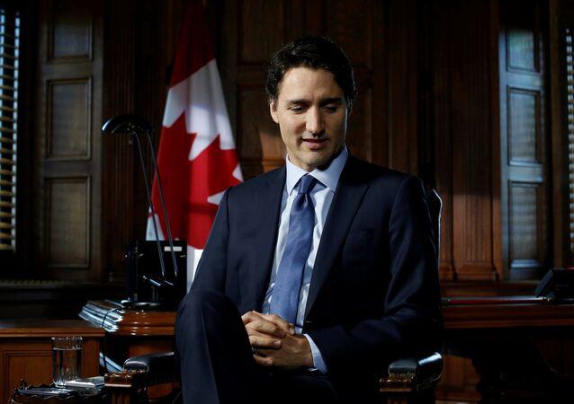 Klaver'ın da benzetildiği, son dönemlerin en gözde siyasetçisi Kanada Başbakanı Trudeau