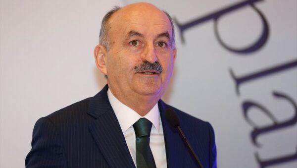 Mehmet Müezzinoğlu - Sputnik Türkiye