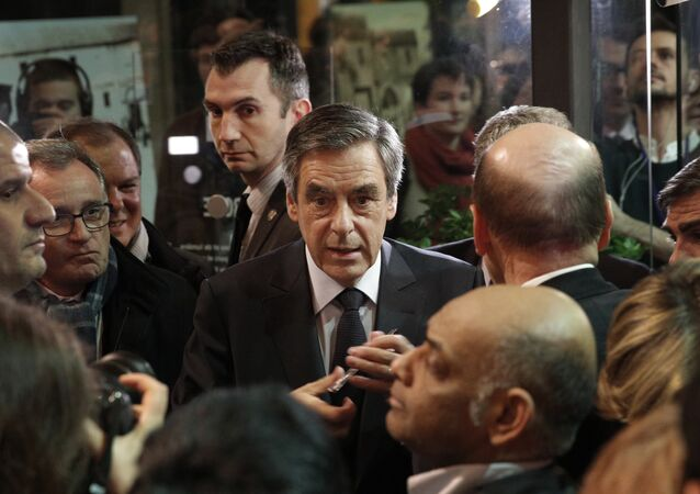 Fransız cumhurbaşkanı adayı François Fillon