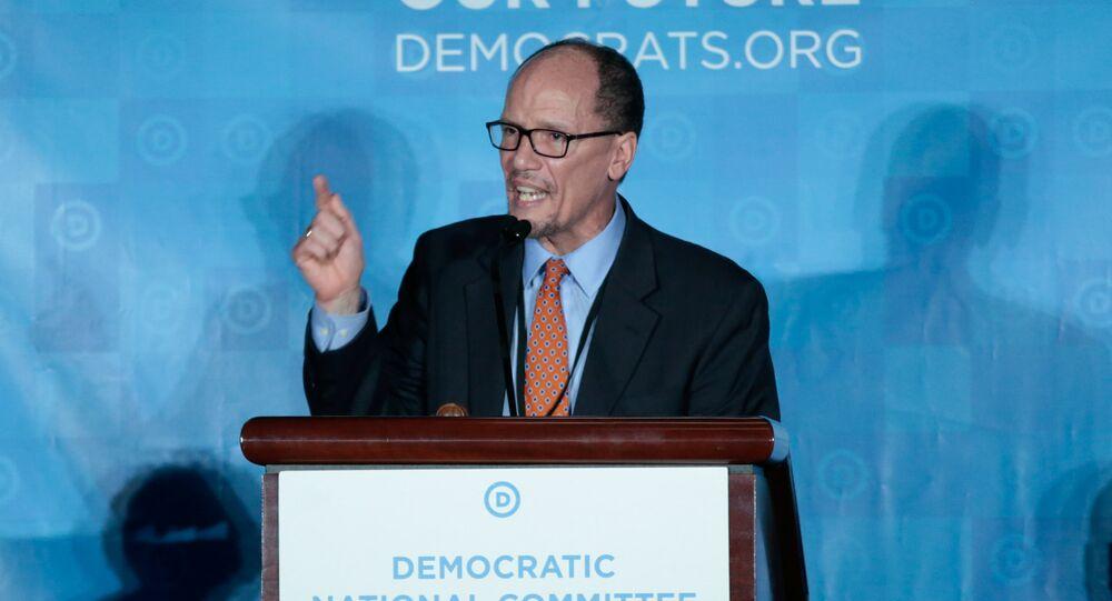 ABD'de Demokrat Parti'nin yeni lideri Tom Perez