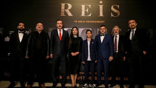 Reis filminin galası - Sputnik Türkiye
