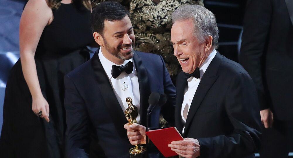 Jimmy Kimmel - Warren Beatty
