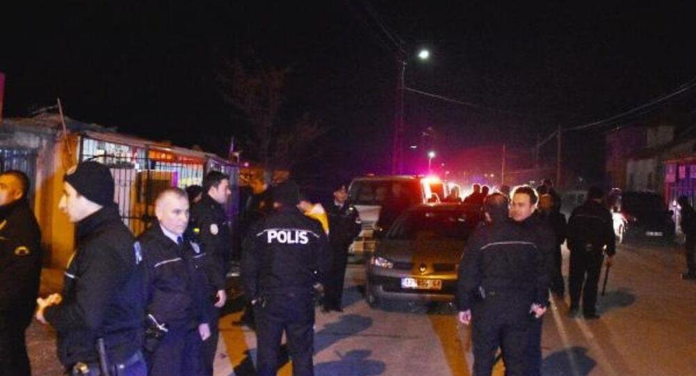 Konya'da kavga