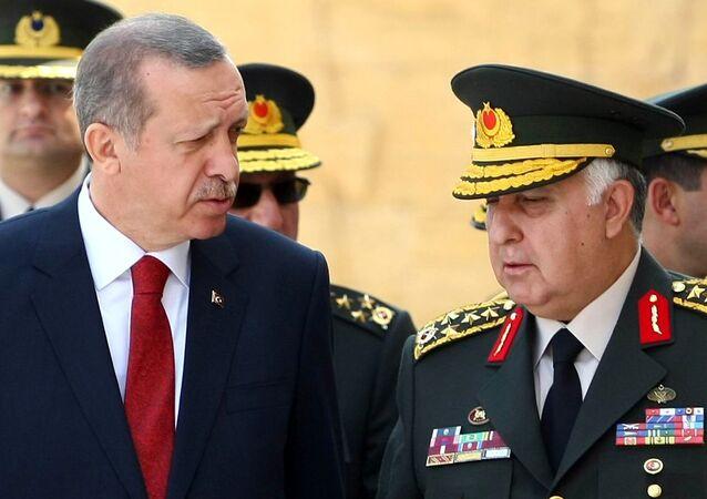 Recep Tayyip Erdoğan - Necdet Özel
