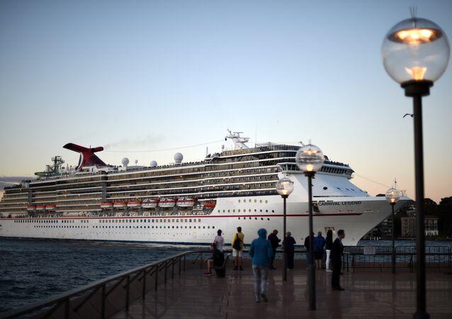 Turistik yolcu gemisi