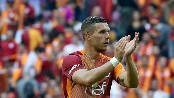 Lukas Podolski - Sputnik Türkiye