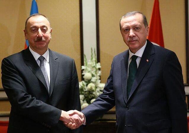 Recep Tayyip Erdoğan - İlham Aliyev
