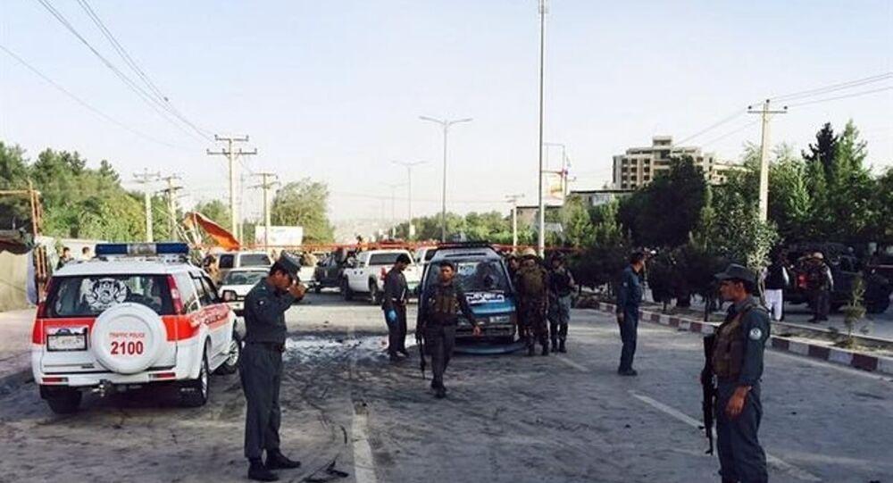 Taliban saldırısı