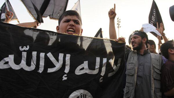 Libya'da IŞİD destekçileri - Sputnik Türkiye