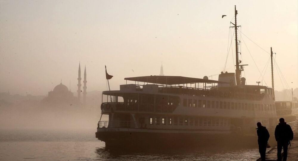 İstanbul sis