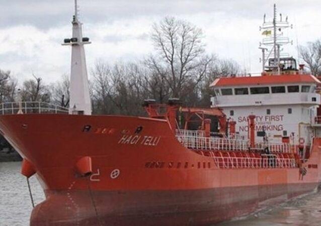 M/T Hacı Telli petrol tankeri