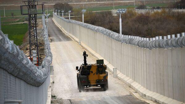 Suriye - Türkiye sınırı - Sputnik Türkiye