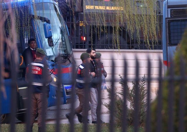 Cumhurbaşkanı Erdoğan'a suikast davası