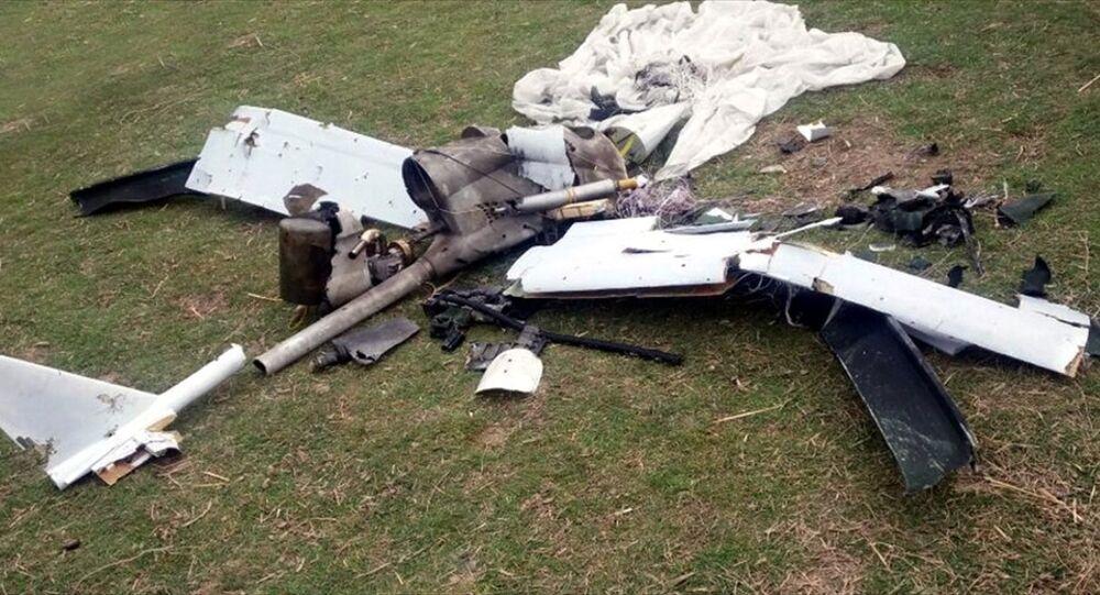 Azerbaycan ordusu, Ermenistan'a ait insansız hava aracı düşürdü
