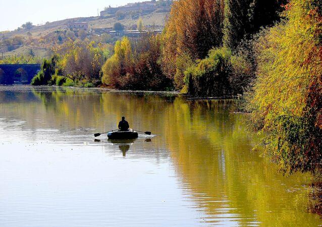 Dicle'nin balıkçıları